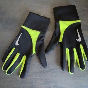 NWOT Nike Element thermal running gloves XL
